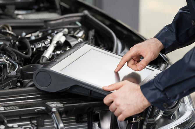 Диагностика и переоборудование авто
